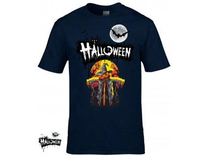 Halloween Náhled navy R