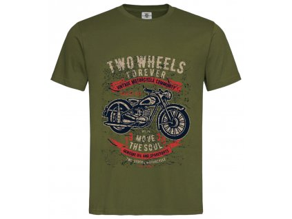 Two Wheels Náhled navy