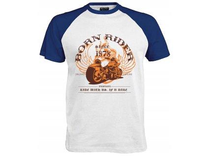 Born rider Náhled royal white