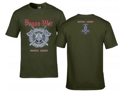 Pagan War Náhled khaki