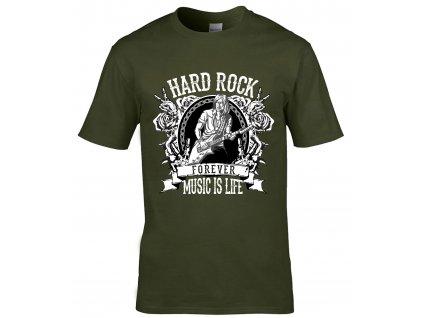 Hard Rock Forever Náhled khaki