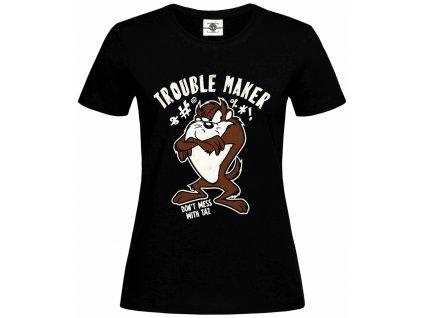 Trouble Maker Náhled black