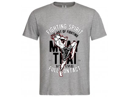 Fighting Spirit Náhled khaki