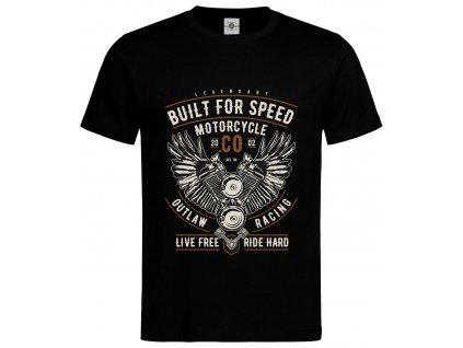 Built for Speed Náhled black