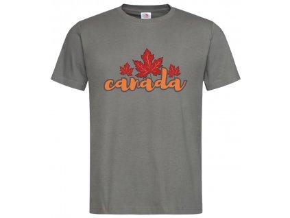 Kanada Náhled real grey