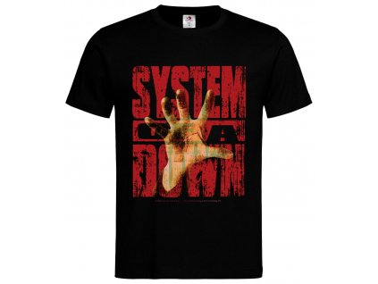 System Of A Down Náhled black