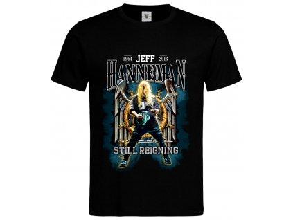 Jeff Hanneman Náhled black