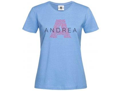 Andrea Náhled blue
