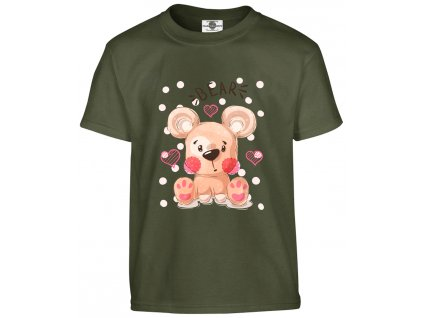 Bear Náhled khaki