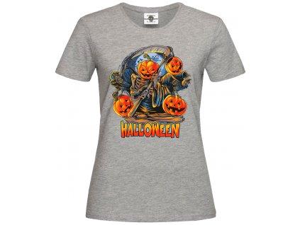 Halloween R.I.P Náhled grey d