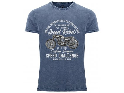 Speed rebel Náhled denim