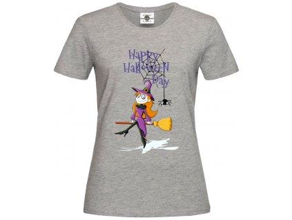 Happy Halloween Náhled grey