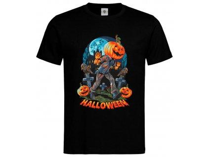 Halloween Náhled black
