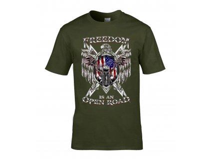 Tričko Freedom
