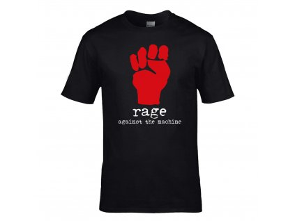 Rage Against The Machine Náhled black