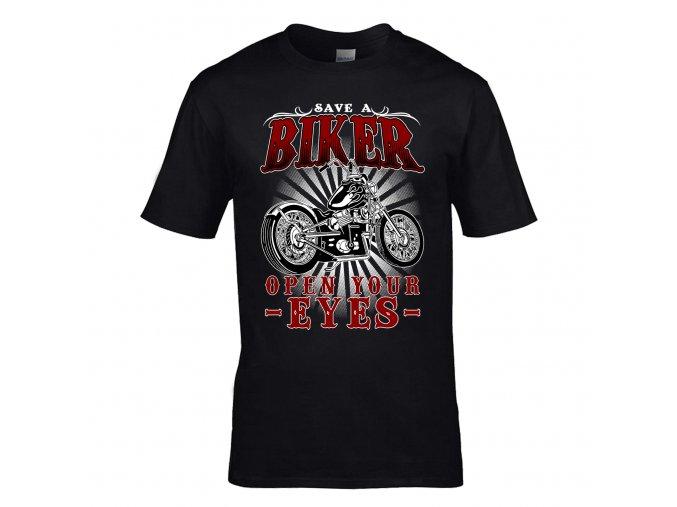 Save a Biker Náhled black