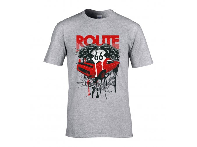 Route 66 Náhled sport grey