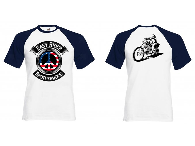 Tričko Easy Rider