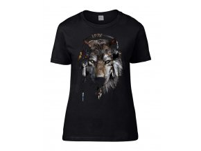 Wolf Náhled black d