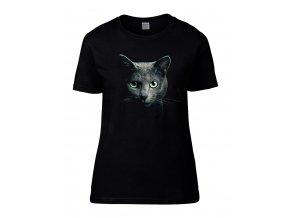 Grey Cat Náhled black d