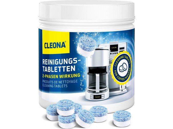 dvoufazove cistici tablety do kavovaru 35 Tablet 2g Jura Delonghi Bosch Siemens Seaco