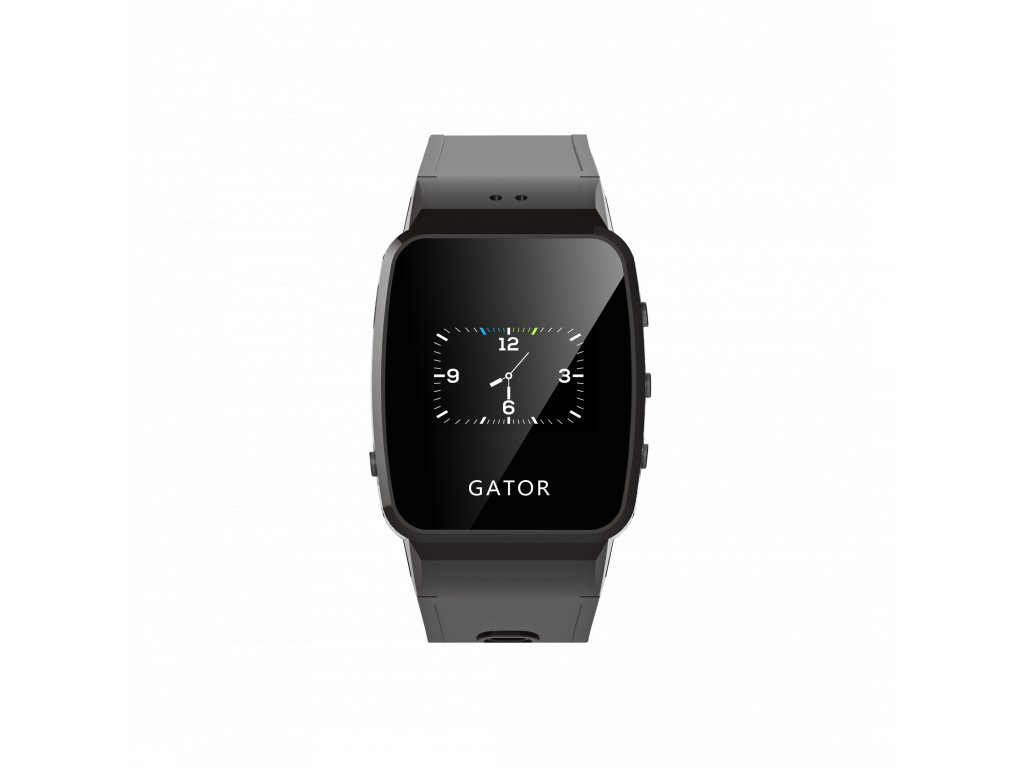 Dětské GPS hodinky s mobilem a lokátorem - Gator VÝPRODEJ 55e5513eaa4