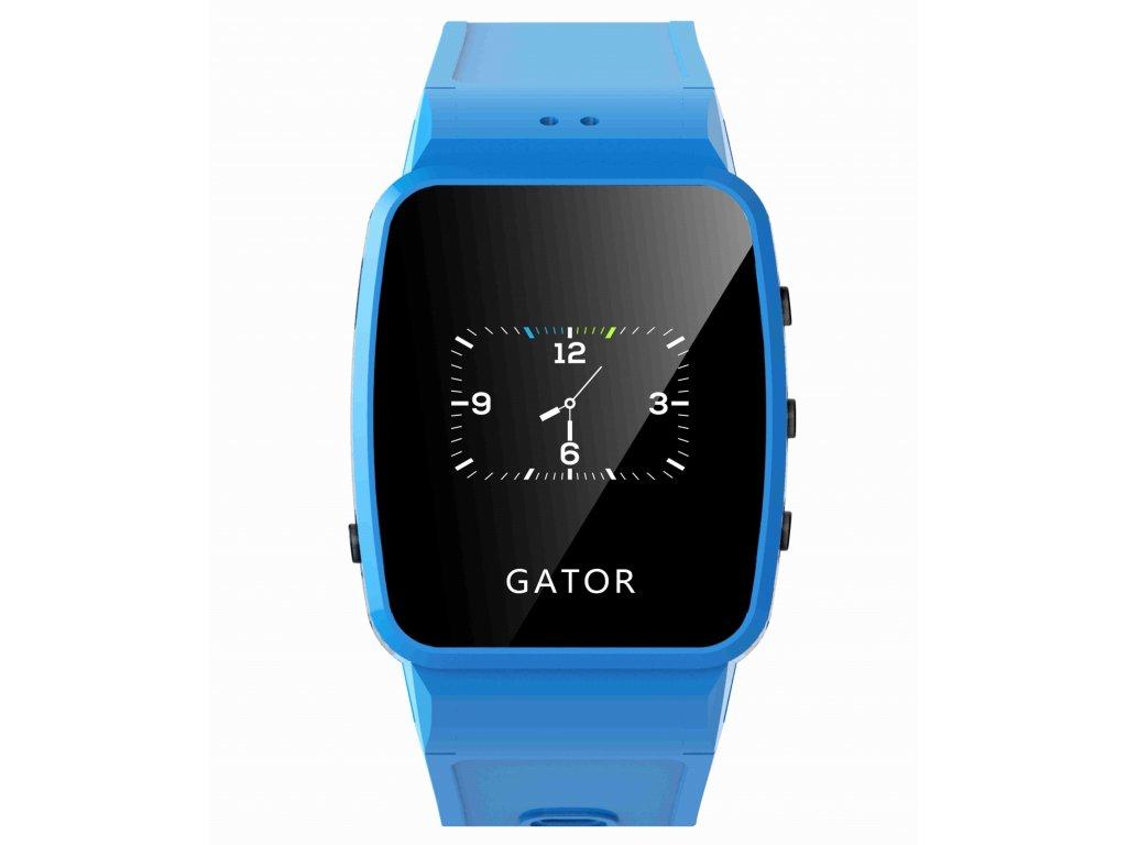 Dětské chytré GPS hodinky s mobilem a lokátorem - Gator 1