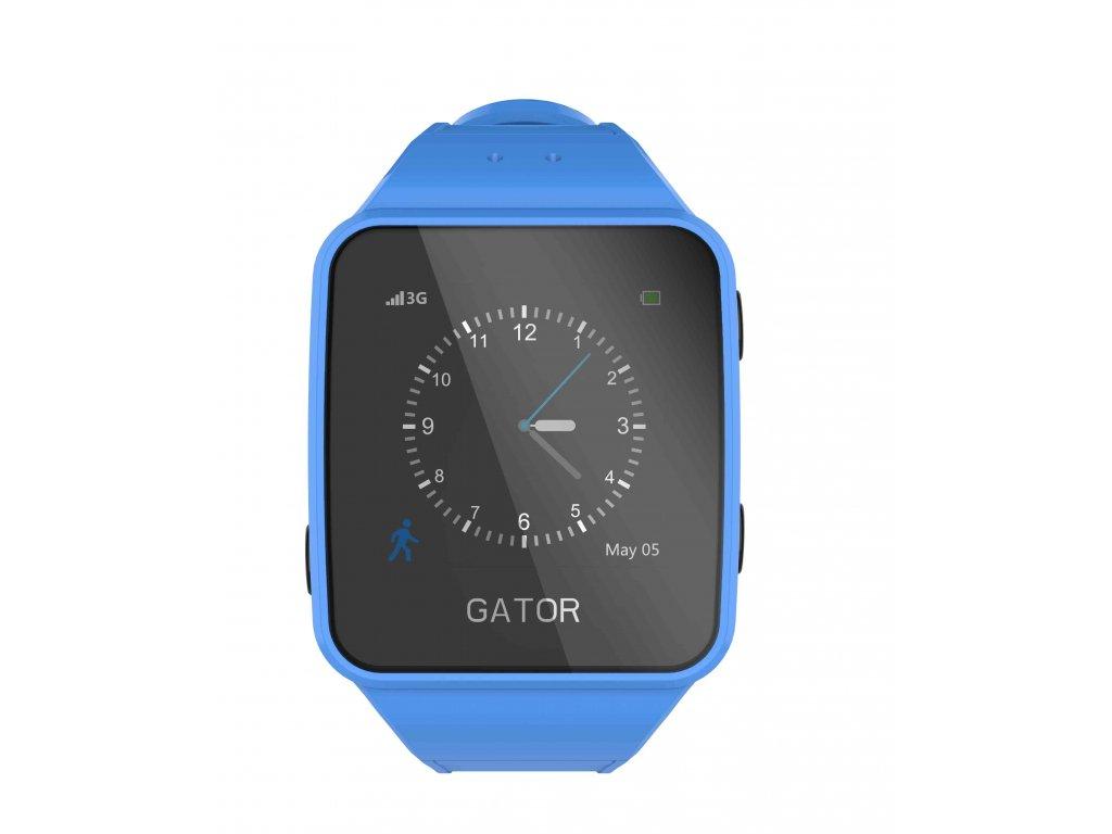 Dětské chytré GPS hodinky s mobilem a lokátorem - Gator 3 2G 69e9c2f1dc4