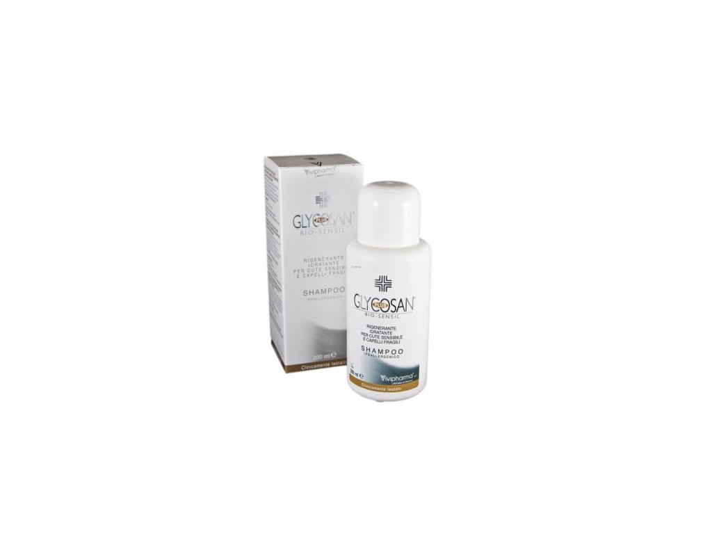 Glycosan Plus Bio-sensil šampon pro citlivou pokožku
