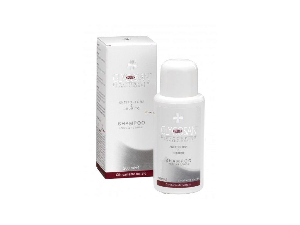 Glycosan Plus Anti-forfora šampon proti lupům