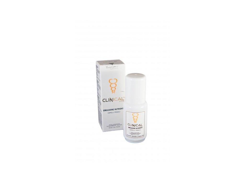 Clinical Derm Nutriente emulze na suché a jemné vlasy