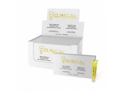 Clinical Derm Protettivo ochranná keratinová maska