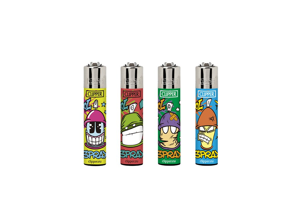 4ks CLIPPER® COOL SPRAY