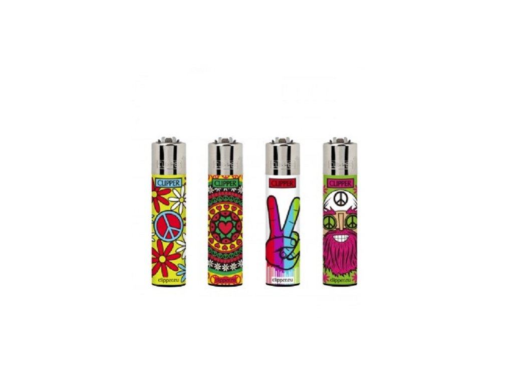 4ks CLIPPER® HIPPIE CHIC 1
