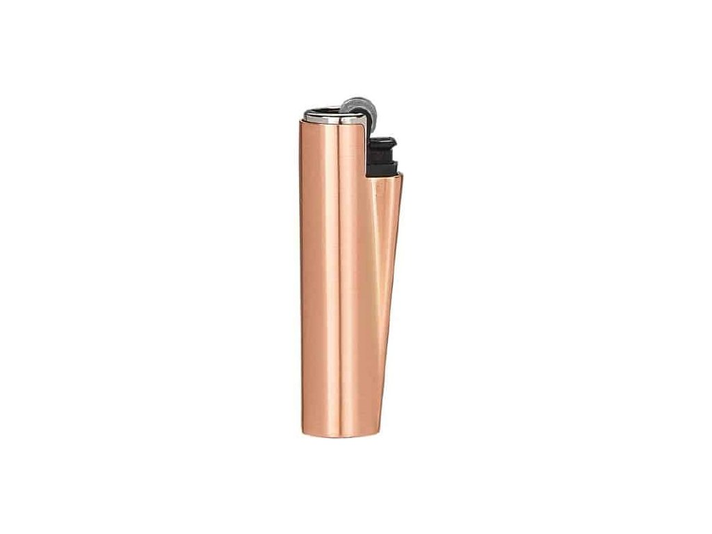 1ks CLIPPER® Metal Cover ROSE GOLD (matný)