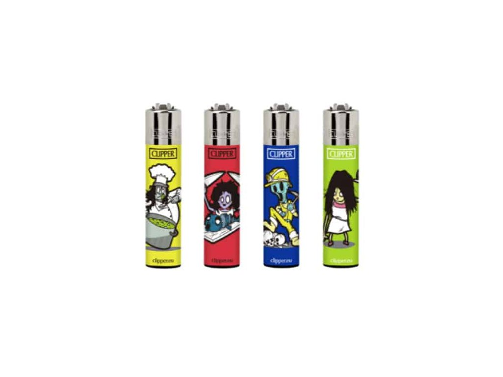 4KS CLIPPER® ZOMBIES 3