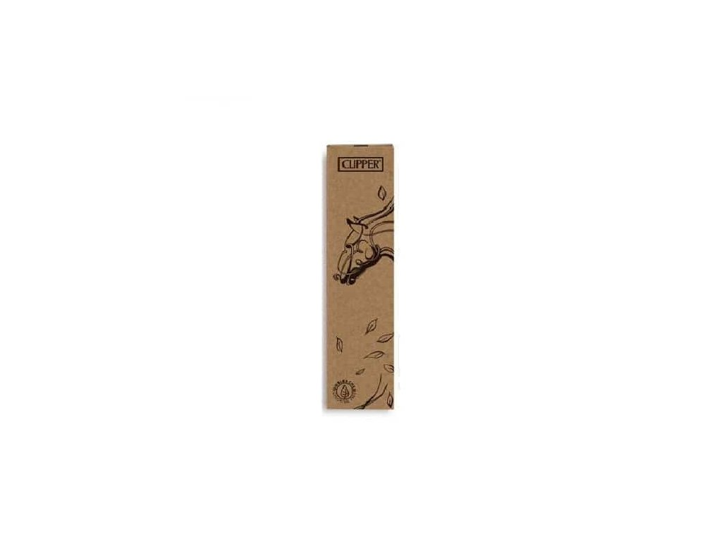 PAPIERIKY CLIPPER KING SIZE SIMPLE SET - ANIMAL TREES - HORSE - S FILTRAMI