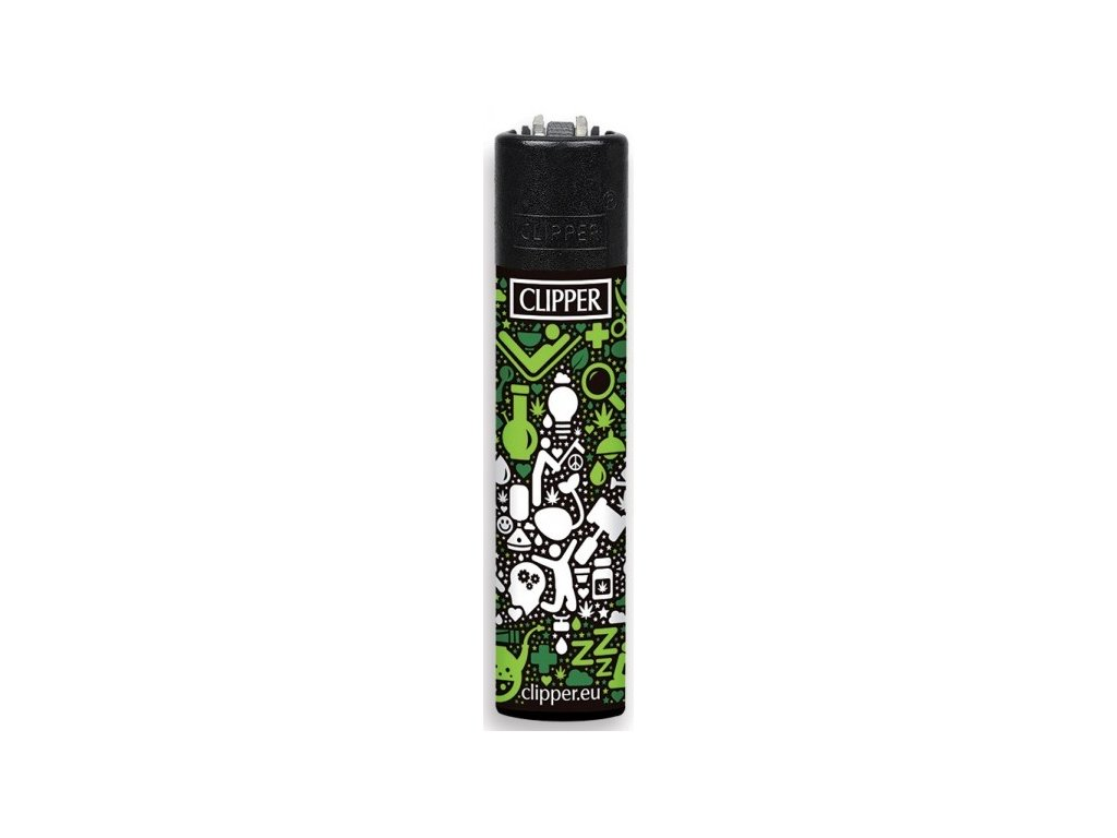 1ks CLIPPER® Glass Weed 1