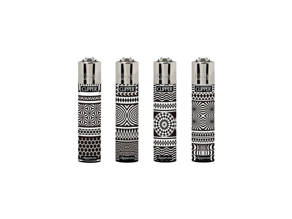 4ks CLIPPER® Black & White