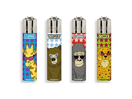 4ks CLIPPER® FAMOUS ANIMALS