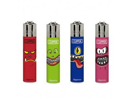 4ks CLIPPER® MONSTER MOUTH