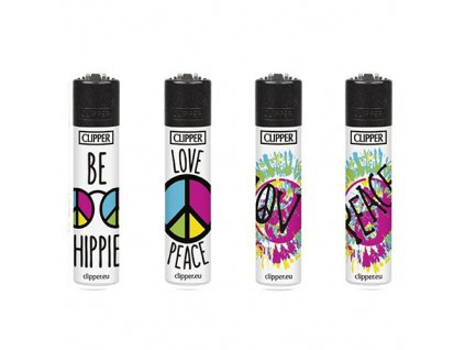 4ks CLIPPER® HIPPIE MESSAGE