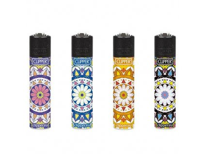 4ks CLIPPER® HIPPIE MANDALA