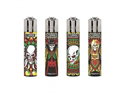 4KS CLIPPER® SKULL ANGELS