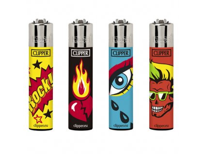 4KS CLIPPER® Rock & Fire