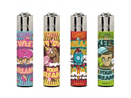 4KS CLIPPER®DREAMS SENTENCES