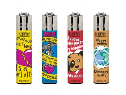 4KS CLIPPER® Love Quotes