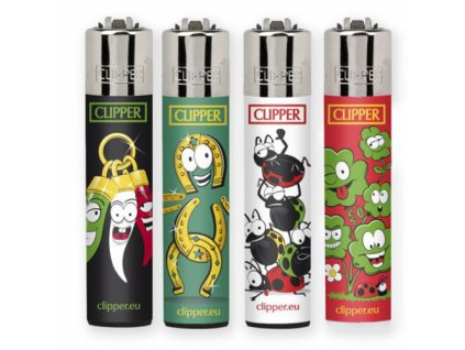 4ks CLIPPER® Fortuna 8 - 1