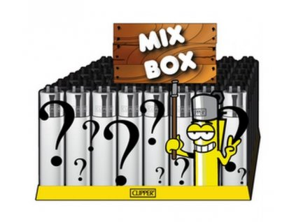 12ks Mystery Mix Box CP11
