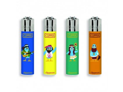 4ks CLIPPER® Animals 9 Hippie
